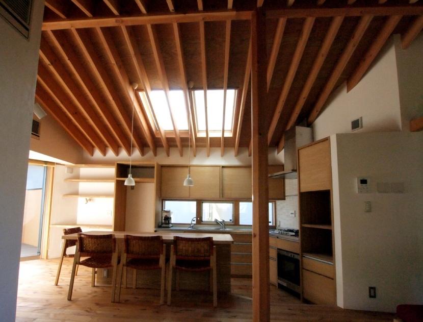 藤沢の家の写真 ダイニングキッチン