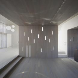 浄妙寺の家 (ダイニング_リビング)