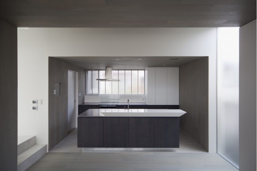 浄妙寺の家 (キッチン)