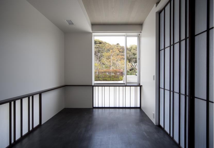 浄妙寺の家 (客間)