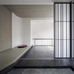玄関ホール (浄妙寺の家)