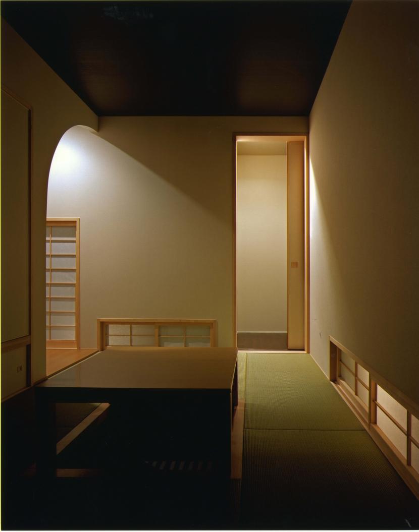 建築家:佐藤正彦「T-house「光庭のある家」」