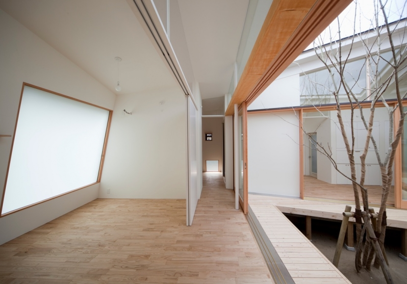 鴨川の家の部屋 子供室