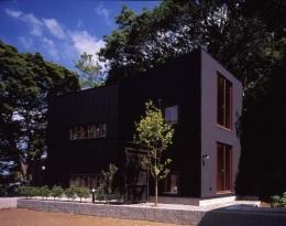 材木座の家 (外観1(撮影:淺川敏))