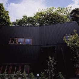 材木座の家 (外観2(撮影:淺川敏))
