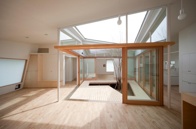 建築家:奥野公章「鴨川の家」