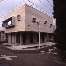 西荻の家 (外観1(撮影:淺川敏))