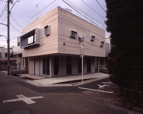 西荻の家の部屋 外観1(撮影:淺川敏)