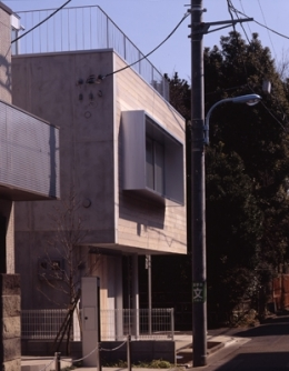 西荻の家 (外観2(撮影:淺川敏))