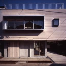 西荻の家 (外観3(撮影:淺川敏))