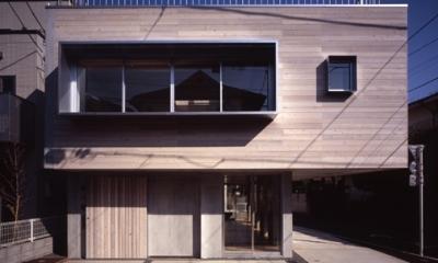 外観3(撮影:淺川敏)|西荻の家