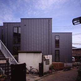 野方の家 (外観1(撮影:淺川敏))