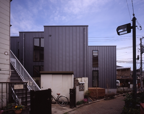 野方の家の部屋 外観1(撮影:淺川敏)