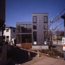 野方の家の写真 外観2(撮影:淺川敏)
