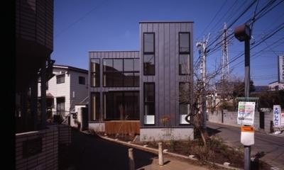 野方の家 (外観2(撮影:淺川敏))
