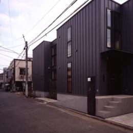 野方の家 (外観3(撮影:淺川敏))