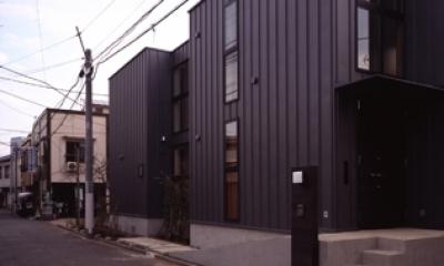 外観3(撮影:淺川敏)|野方の家