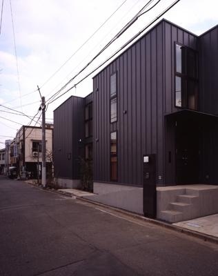 野方の家の部屋 外観3(撮影:淺川敏)