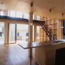 野方の家の写真 LDK-1(撮影:淺川敏)