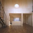 野方の家の写真 LDK-2(撮影:淺川敏)
