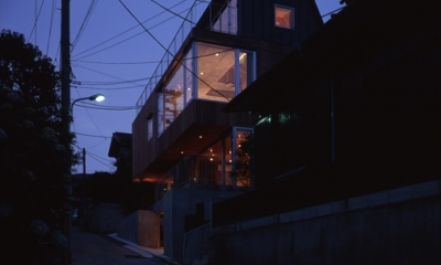 代々木西原の家