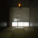 代々木西原の家の写真 和室(撮影:淺川敏)