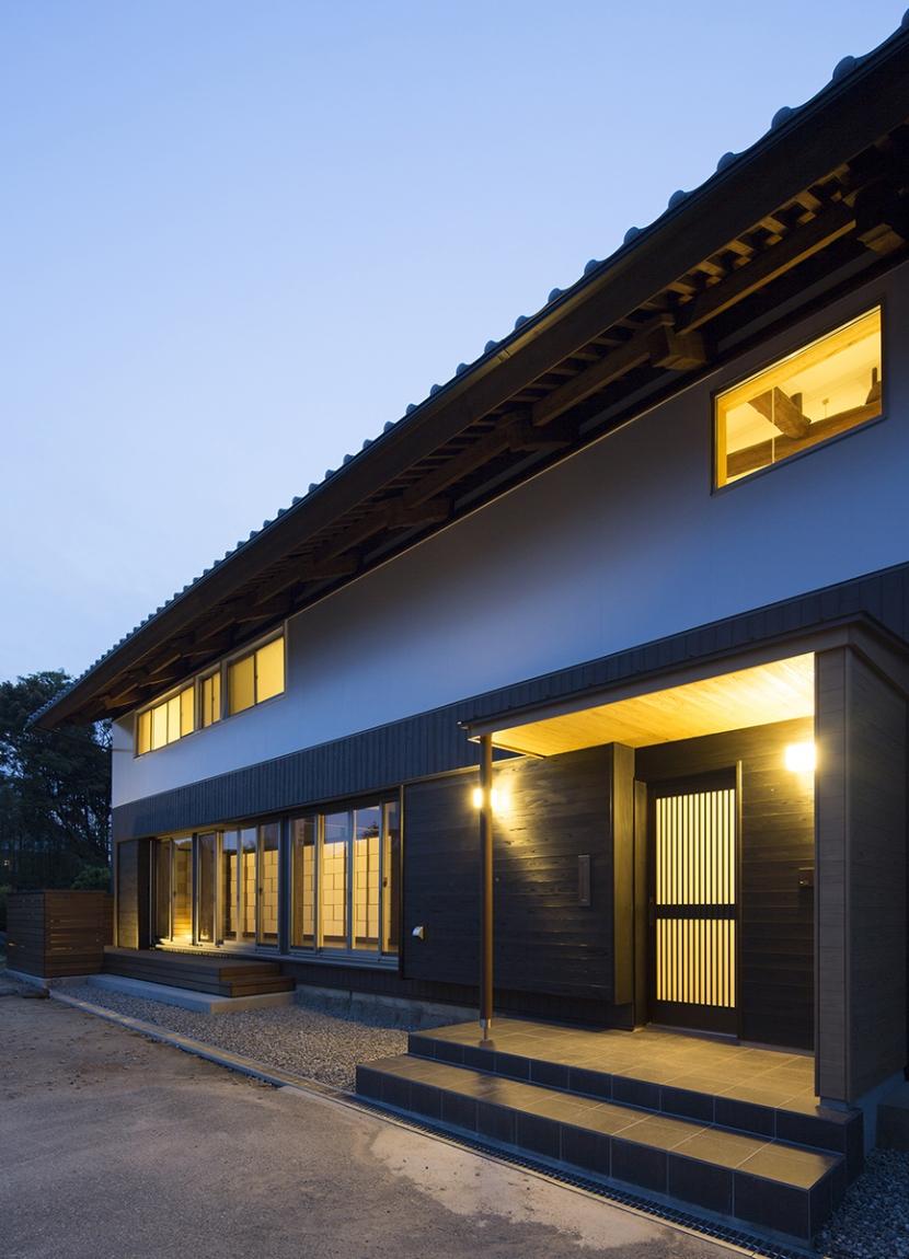 魚津の家 (外観2)