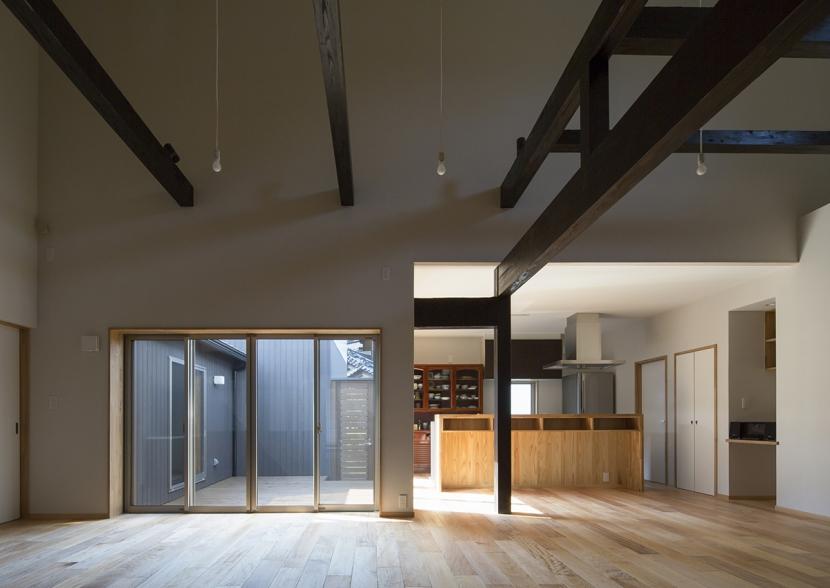 魚津の家の写真 LDK