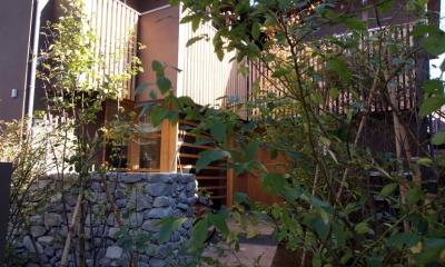 下高井戸の家