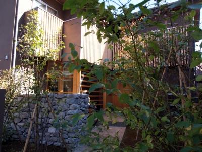 下高井戸の家 (外観)