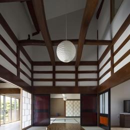 魚津の家 (客間)