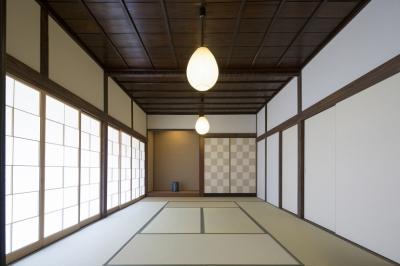 魚津の家 (和室)