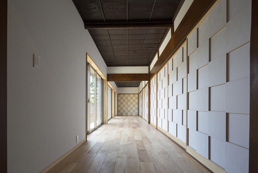 建築家:羽柴 順弘「魚津の家」