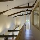 魚津の家の写真 渡り廊下