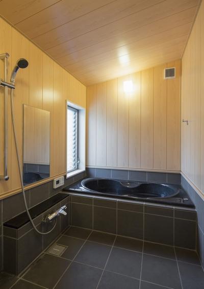 浴室 (魚津の家)