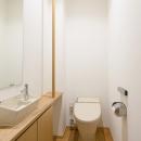 魚津の家の写真 トイレ
