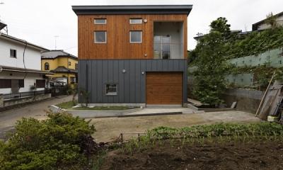 外観2(撮影:淺川敏)|秦野の家