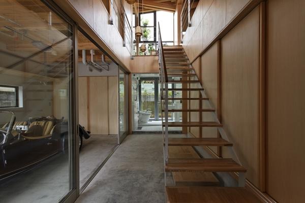 建築家:田井幹夫「秦野の家」