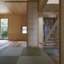 秦野の家の写真 1階和室-1(撮影:淺川敏)