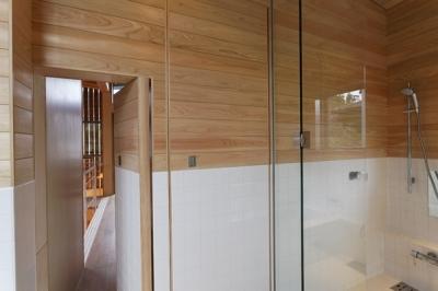 トイレ-closed(撮影:淺川敏) (秦野の家)