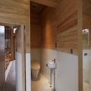 トイレ-open(撮影:淺川敏)