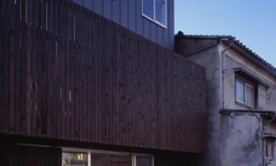 五反野の家 (外観1(撮影:淺川敏))