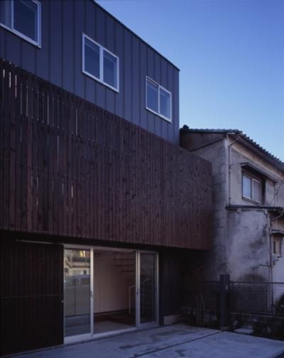 外観1(撮影:淺川敏) (五反野の家)