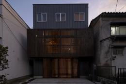 五反野の家 (外観2(撮影:淺川敏))