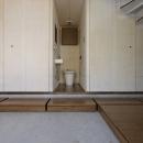 五反野の家の写真 トイレ(撮影:淺川敏)