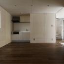 五反野の家の写真 1階(撮影:淺川敏)