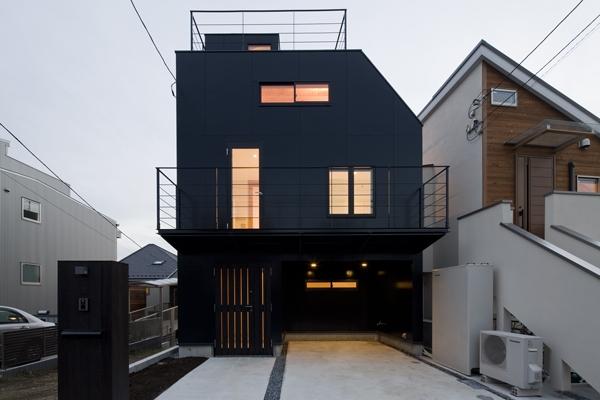 日吉の家 (外観1(撮影:淺川敏))