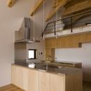 キッチン(撮影:淺川敏)