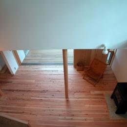 厚木の家 (リビング)