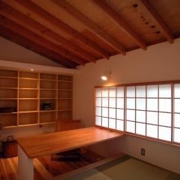 厚木の家 (ワークルーム)